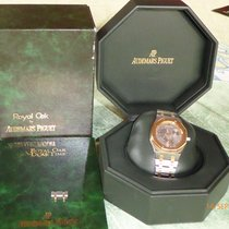 Audemars Piguet Royal Oak Dual Time gebraucht 36mm Gold/Stahl