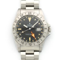 Rolex Explorer II Orange Hand Watch Ref. 1655 with Original...
