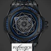 Hublot Big Bang Sang Bleu 465CS1119VR1201MXM     465.CS.1119.VR.1201.MXM18 new