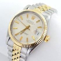 Rolex Datejust 31mm Medium Damen Herren Uhr Mit  Stahl/gold -...