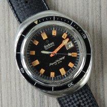 Zodiac 43.5mm Automatik 1970 gebraucht Sea Wolf