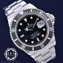 Rolex Submariner Date 16610 2008 pre-owned