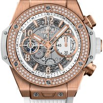 Hublot Rose gold 42mm Automatic 441.oe.2010.rw.1104 new United States of America, New York, Airmont