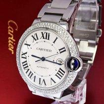 Cartier Ballon Bleu 42mm pre-owned 42mm Steel