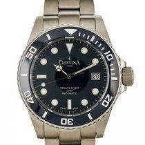 Davosa Ternos Professional neu Automatik Uhr mit Original-Box und Original-Papieren 161.556.40/45011