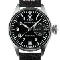 IWC ビッグパイロット ステンレス 46mm ブラック アラビア数字 日本, Tokyo