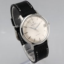 Universal Genève Steel 34.3mm Automatic pre-owned