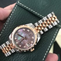 Rolex Lady-Datejust Rose gold 31mm Singapore