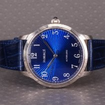 Fabergé White gold 40mm Automatic faber pre-owned