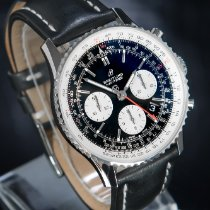 Breitling Navitimer 1 B01 Chronograph 43 AB0121211B1X1 pre-owned