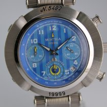 Montega Steel 44mm Automatic MC 1 pre-owned