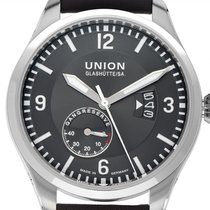 Union Glashütte Belisar Pilot Steel 45mm Grey Arabic numerals