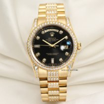 Rolex 118388 Or jaune 2001 Day-Date 36mm occasion