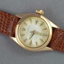 Rolex Ladies first ever PATENTED President model w/BREVET Cross