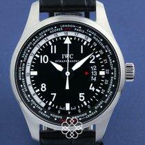 IWC Automatic 2013 new Pilot Worldtimer