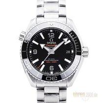Omega Seamaster Planet Ocean neu 2020 Automatik Uhr mit Original-Box und Original-Papieren 215.30.40.20.01.001