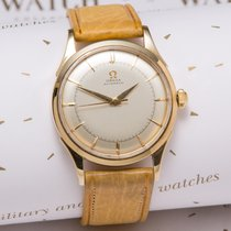 Omega Yellow gold 33mm Automatic Cal 351 pre-owned United Kingdom, Macclesfield