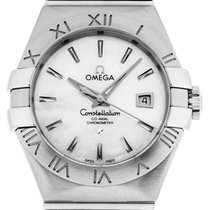 Omega Constellation Ladies new Automatic Watch with original box and original papers 123.10.31.20.05.001