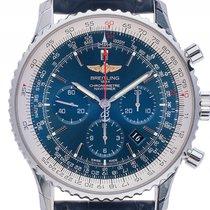 百年靈 (Breitling) Navitimer 01 Stahl Automatik Chronograph...