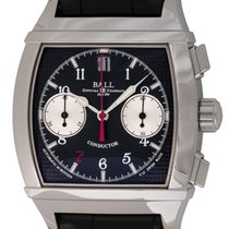 Ball : Conductor Chronograph II :  CM20680 :  Stainless Steel