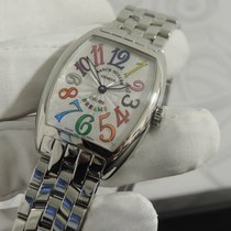 Franck Muller Color Dreams 7502 QZ COL AC 2019 new