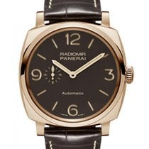 Panerai PAM00573 Or rose 2021 Radiomir 1940 3 Days Automatic 45mm nouveau