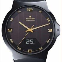 Junghans Force Mega Solar Ceramic 40,4mm Black Arabic numerals