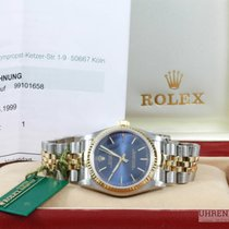 Rolex Oyster Perpetual 31mm Mid Bicolor Erste Rechnung