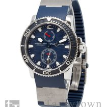 Ulysse Nardin 43mm Automatic pre-owned Blue