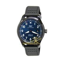 IWC Ceramic Automatic Blue Arabic numerals 41mm new Pilot Mark