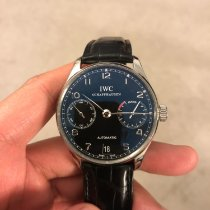 IWC IW500109 Steel 2012 Portuguese Automatic 42.3mm pre-owned United States of America, California, Los Angeles