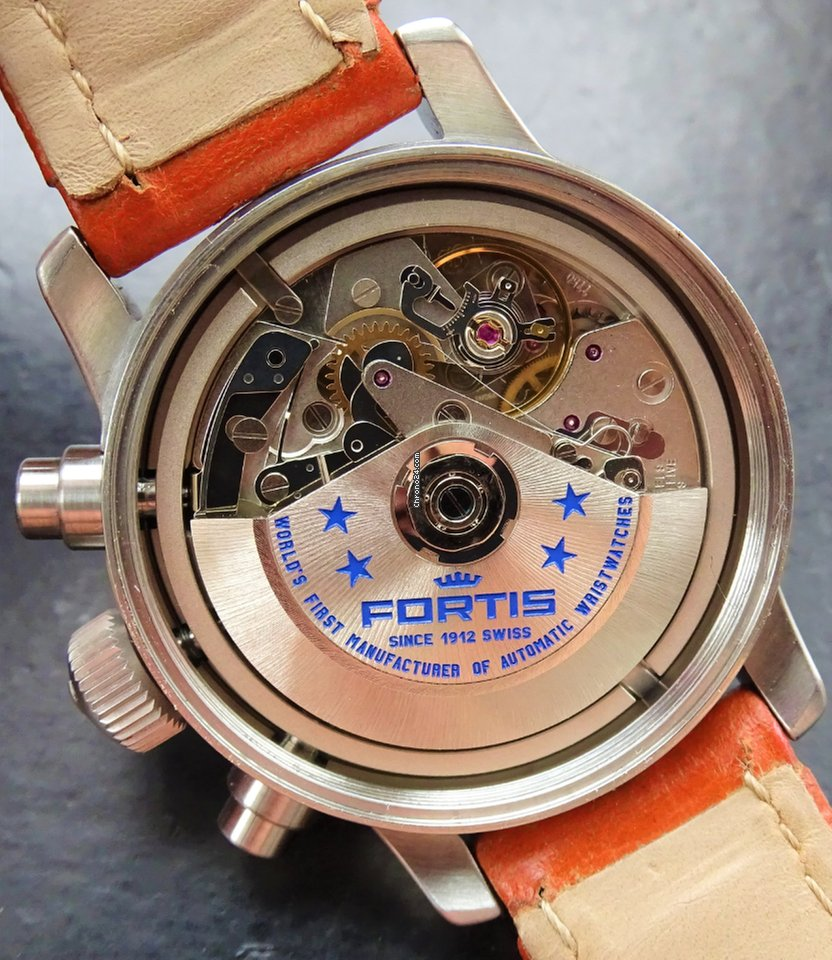 Fortis B42 Military Aviator Pilot Automatic Men s Chronograph za Kč 39 263  k prodeji od Trusted Seller na Chrono24 2d8382dbcfc
