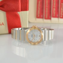 Omega Constellation Petite Seconde Gold/Steel 27mm