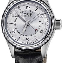 Oris new Automatic Steel Sapphire Glass