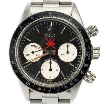 Rolex 6263 Steel 1974 Daytona pre-owned