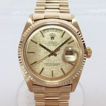 Rolex 1803 Yellow gold 1973 Day-Date 36 36mm pre-owned