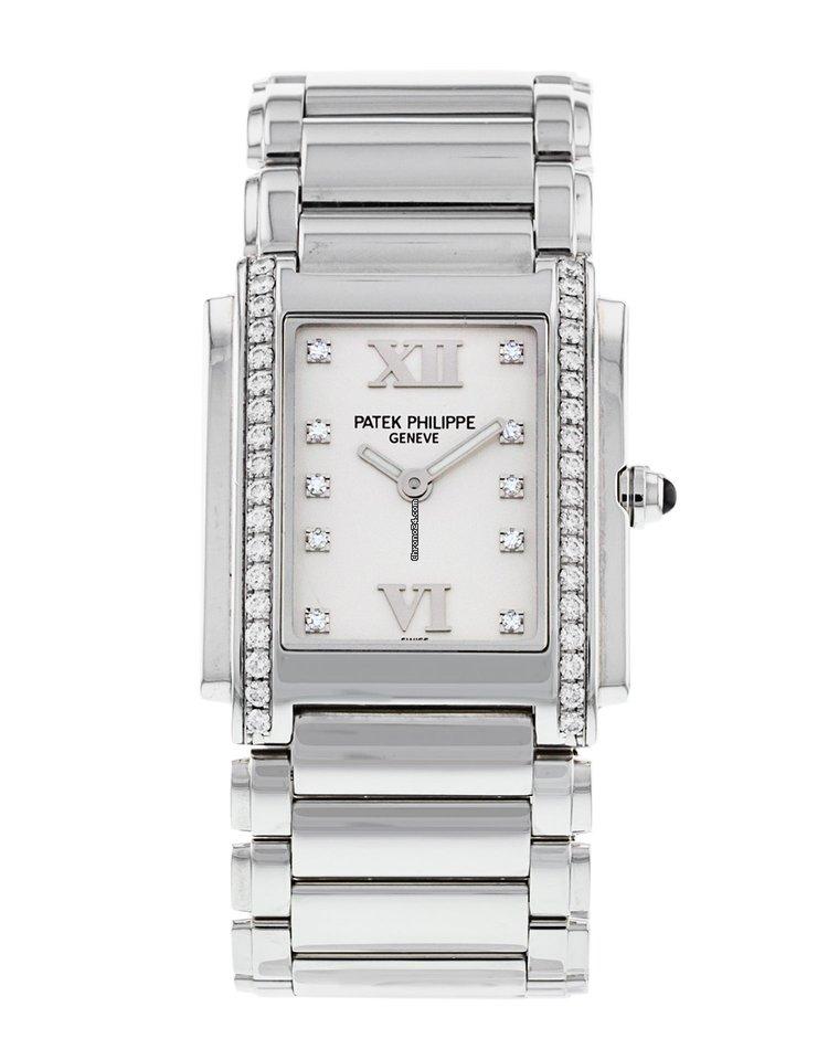 Patek Philippe Watch Twenty-4 4910/10A-011 sælges for 56.390 kr af en Seller på Chrono24