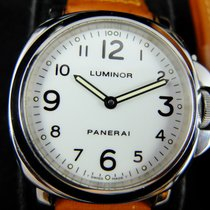 Panerai Luminor Base Acier 44mm Blanc Arabes France, BAR LE DUC