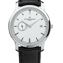 Vacheron Constantin White gold Automatic 87172/000G-9301 new