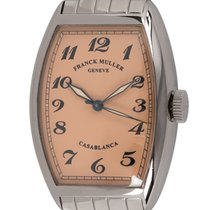 Franck Muller Casablanca Steel 34mm Arabic numerals United States of America, Texas, Austin
