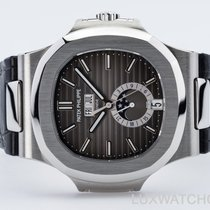 Patek Philippe Nautilus Steel 40.5mm Black No numerals United States of America, Florida, Aventura