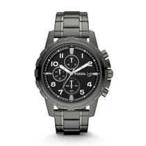 Fossil Steel Chronograph FS4721 new