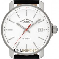 Mühle Glashütte 29er Steel 36.6mm White