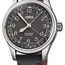 Oris Big Crown Pointer Date 01 754 7749 4064-07 5 17 65G 2020 new