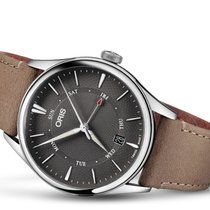 Oris Artelier Pointer Day Date Steel 40mm