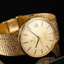 Certina Yellow gold 34mm Automatic 149 pre-owned