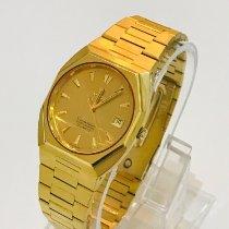 Omega Constellation Quartz Oro giallo 36mm Oro (massiccio) Senza numeri