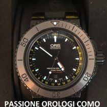 Oris Aquis Depth Gauge 01 733 7675 4754-Set RS 2019 pre-owned