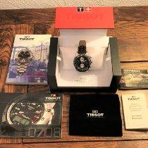 Tissot PRS 516 occasion 42mm Noir Chronographe Date Cuir