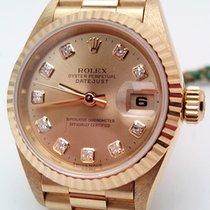 Rolex Lady-Datejust nuevo Automático Reloj con estuche y documentos originales 69178